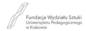 Fundacja Wydziału Sztuki Uniwersytetu Pedagogicznego